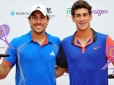 Orlandinho conquista 1º título profissional de duplas