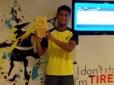 José Pereira conquista 1º título do ano em Antália