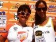 Brasileiros dominam G1 de Beach Tennis em Santos