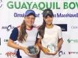 Brasileiros conquistam títulos juvenis no Equador