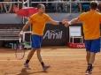 Soares e Peya conseguem revanche e fazem semi no Rio