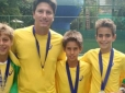 Brasil é bicampeão sul-americano de 12 anos em Caracas