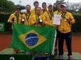 Brasil é campeão sul-americano de 16 anos feminino