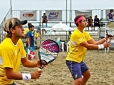 Brasil busca o tri no pan-americano de Beach Tennis