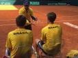 Brasil é superado na Copa Davis Jr e na Fed Cup Jr