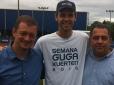 Gustavo Kuerten se torna embaixador do CPB