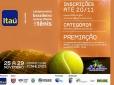 São Paulo recebe Campeonato Brasileiro Universitário de Tênis