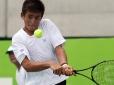 Lucca Baptista, de 16 anos, é o primeiro a vencer na Quadra Central