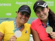 Daniel Rodrigues e Natália Mayara conquistam título de cadeirantes do Aquece Rio – Correios Brasil Masters Cup