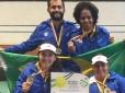Brasil vence seletiva e vai à Copa do Mundo de Tênis em Cadeira de Rodas