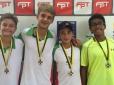 Torneios Tennis Kids de Londrina e Curitiba definiram campeões