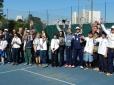 Programa Jogue Tênis nas Escolas realizou Festival Escolar em São Paulo
