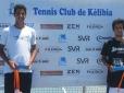 Mateus Alves conquista seu primeiro título ITF aos 15 anos na Tunísia