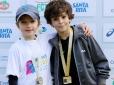 Circuito Juvenil Correios realiza etapa pela primeira vez em Criciúma
