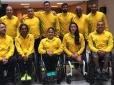 Brasileiros iniciam preparação para os Jogos Paralímpicos Rio 2016
