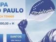 Inscrições prorrogadas para o ITF Beach Tennis Tour US$ 15 mil+H SP