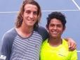 Felipe Alves vence e vai à final juvenil de duplas no US Open
