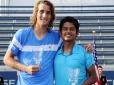 Felipe Meligeni Alves é campeão de duplas no US Open juvenil