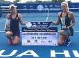 Laura Pigossi é campeã de duplas no ITF de Hua Hin