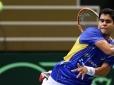 Marcelo Zormann derrota argentino na estreia em Medellin
