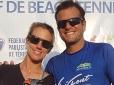 Vinicius Font é campeão de duplas mistas no ITF US$ 15 mil+H de Santos