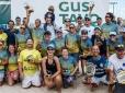 Copa Guga Kuerten de Beach Tennis conhece campeões