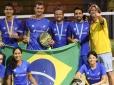 Brasil é tetracampeão geral no Pan-Americano de Beach Tennis