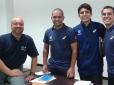 Brasil tem três novos árbitros aprovados como Green Badge