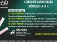 CBT realiza Módulos A B C e D E F em São Paulo no mês de janeiro