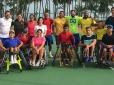 CBT realizou 2ª Semana de Treinos de Tênis em Cadeira de Rodas