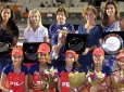 Estrelas do tênis feminino do Brasil recebem homenagem no Rio Open