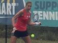 Bia Haddad Maia é superada por croata no ITF de Perth