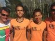 Pedro Boscardin e João Loureiro se preparam para o Rafa Nadal Tour