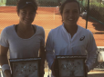 Gabriela Cé conquista o título de duplas em Hammamet