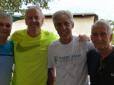 Definidos os campeões do 8º ITF Seniors de Brasília