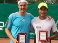 Pedro Sakamoto é campeão de duplas em Antalya