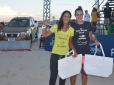 Joana Cortez e Rafaella Miiller conquistam a Copa Rio Beach Tennis