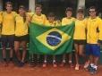 Brasil conquista mais duas vitórias no Sul-Americano de 14 anos