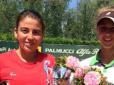 Nathalia Gasparin conquista torneio de duplas na Itália