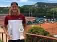 Rafael Matos conquista seu primeiro torneio de simples na carreira
