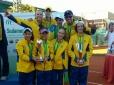 Brasil conquista o bronze no Sul-Americano 12 anos