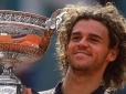 FFT homenageia Guga pelos 20 anos do primeiro título em Roland Garros
