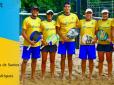 Brasil embarca nesta madrugada para o mundial de Beach Tennis