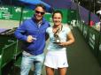 Gabriela Cé é campeã no ITF de Campos do Jordão