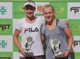 ITF Juniors de Curitiba  conhece os campeões no Clube Curitibano