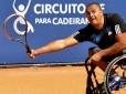 Favoritos vencem e estão nas quartas do Circuito ITF para Cadeirantes