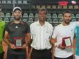 Thales Turini e Caio Silva são campeões no Futere de Antalya