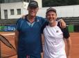 Moacir Werner é campeão do ITF Seniors G3 na Alemanha