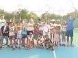 CBT/Correios apoiam o Projeto Social Educando com o Tênis em Palmas
