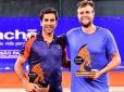 Fabrício Neis e Maximo Gonzalez são campeões em Campinas